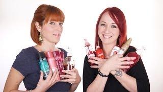 comment se colorer les cheveux en rouges et roux entretien et soins des cheveux - Entretien Coloration Rouge