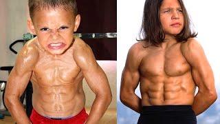 10 Crianças Mais Fortes do Mundo