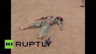 PAKISTANI ARMY NAY 5 TALIBAN DOGS KO MAAR DIA