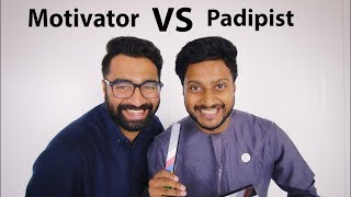 Motivator Vs Padpist | ztalks 47th Episode | with Ahmad Al Kashek!!!