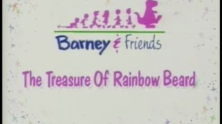 Barney & Friends: The Treasure of Rainbow Beard (Season 1, Episode 7) [International Version]