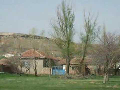 kepic köyü kış manzaraları