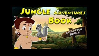 Chhota Bheem - Jungle Adventures Book