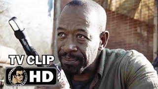 "FEAR THE WALKING DEAD S04E09 Official Clip ""Opening Scene"" (HD) Lennie James Series"