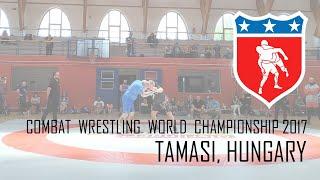 2nd Combat Wrestling World Championship - Tamási, Hungary - 2016