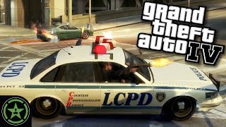 RouLetsPlay - GTAIV: Cops