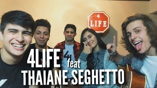 Me Leva Pra Casa - Israel Subirá - 4LIFE feat. Thaiane Seghetto (Cover)