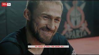 Фильм о подготовке Али Багаутинова к бою против Педро Нобре. FIGHT NIGHTS GLOBAL 69.