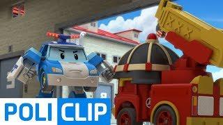 I need your Rescue skill! | Robocar Poli Rescue Clips
