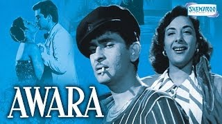 Awara (1951) - Hindi Full Movie - Raj Kapoor - Nargis - Prithviraj Kapoor