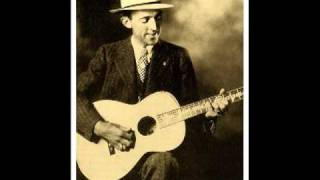 JIMMIE RODGERS 'Nobody Knows But Me' (1929) Blues Guitar Legend