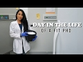 Day in the Life of a PhD (Cancer Research) | My Glute Training