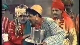 Munawar Zarif Funny Scene  (Heer Ranjah )