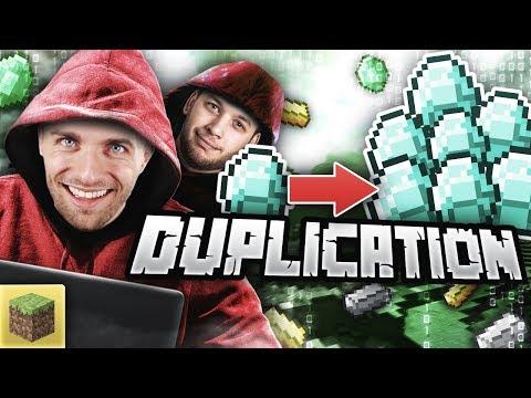 GROS BUG DE DUPLICATION 💎 Minecraft ft. Maghla Mickalow Akytio Kinstaar Sharkk