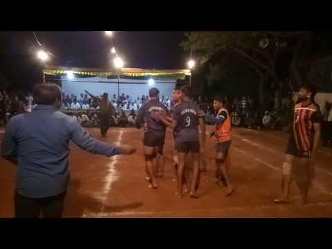 Vikas kale win match in pimpalgao Sidhanath