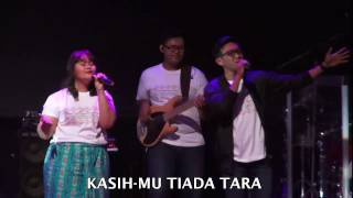 Dia Raja   JPCC Worship True Worshippers Cover by Aletheia Worship Youth