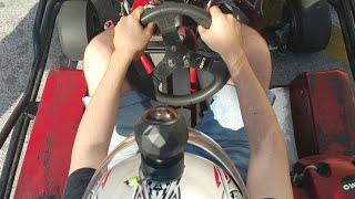 360 Derece Kamera ile Go Kart Yarışı Yaptık!