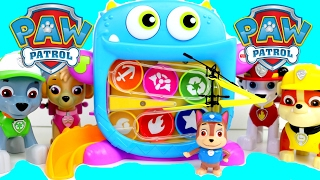 Paw Patrol, Best Baby Toy Learn Colors Video for Preschool Children, Learn Colours, Finger Family