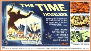 The Time Travelers (1964) Trailer - Color / 2:18 mins