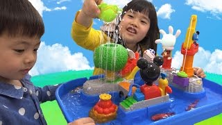 Mickey Mouse ミッキー おもちゃ ウォーターテーブル ディズニー Water table Toy
