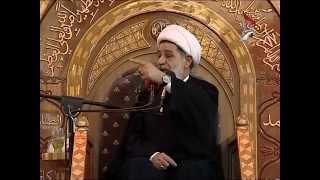 هل يعلم علي الغيب ... الشيخ جعفر الابراهيمي من الصحن الحسيني