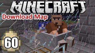 Minecraft Survival Indonesia - Kereta Transportasi! (60) [Download Map]