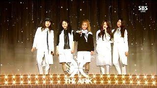 디아크(THE ARK) - Intro + 빛 @인기가요 Inkigayo 20150412