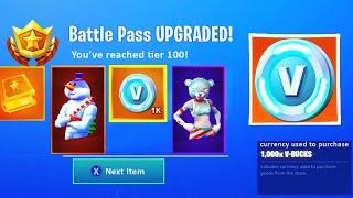NEW SEASON 7 BATTLE PASS! (Fortnite)