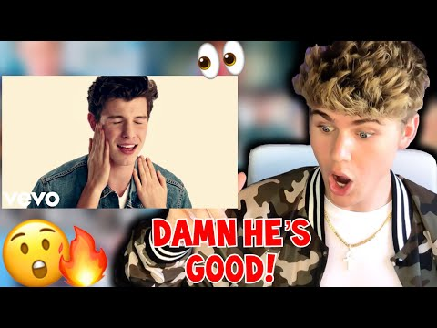 SHAWN MENDES - NERVOUS [REACTION] MUST WATCH 2018