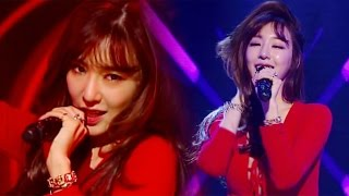 《SEXY》 TIFFANY(티파니) - I Just Wanna Dance @인기가요 Inkigayo 20160522