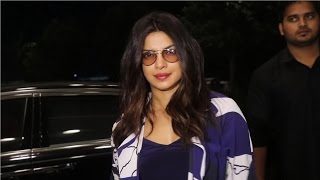 Priyanka Chopra SPOTTED At Airport, Leaves For Baywatch Promotion