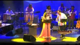 SP Balasubramaniam in Kodambakkam po Live..Aaja meri jaan with Radhika