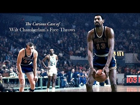 The Curious Case of Wilt Chamberlain s Free Throws