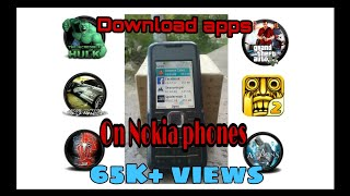 How to install games on nokia phone....100% working with proof.