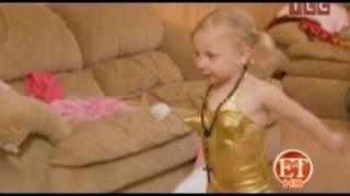 2 Year Old Girl Dancing Controversy