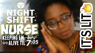Night Shift Nurse II JustChi
