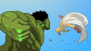 Hulk Vs. Saitama (Full Version) -Taming The Beast
