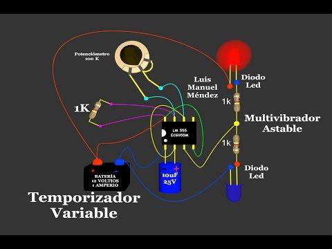 TEMPORIZADOR CON 555 Animación