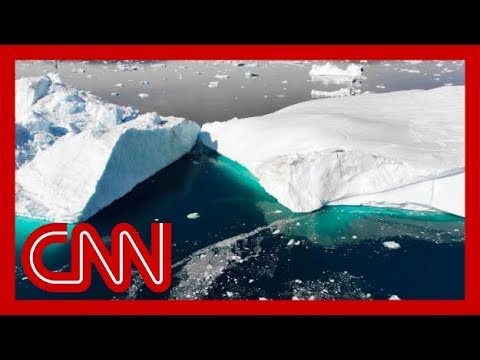 Scientists find troubling signs under Greenland glacier
