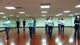 Elvira Cha Cha(Chilly Cha Cha) 熱火恰恰 linedance CD 2-6-1