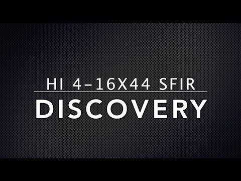 DISCOVERY HI 4-16X44 SFIR