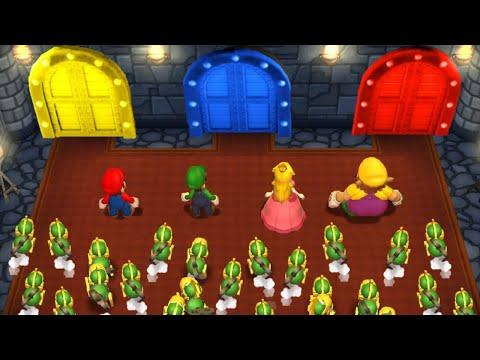 Xxx Mp4 Mario Party 9 All Lucky Minigames 3gp Sex