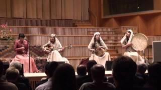 Mehr ensemble,Voice :mehrbanu,(Traditional Persian Music),Berlin,Tasnif:Ey asheghan