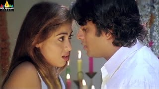 Priyasakhi Movie Madhavan and Sada First Night Scene | Telugu Movie Scenes | Sri Balaji Video