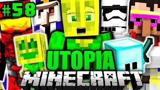 Die 2. STAFFEL UTOPIA?! - Minecraft Utopia #058 [Deutsch/HD]