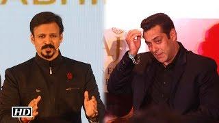 Vivek Oberoi revisits UGLY SPAT with Salman Khan