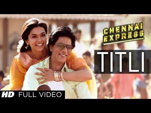 Xxx Mp4 Titli Chennai Express Full Video Song Shahrukh Khan Deepika Padukone 3gp Sex