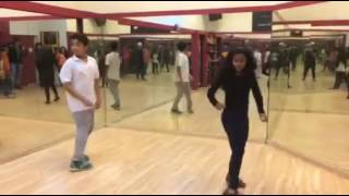 Lets talk about love(Baaghi) choreography