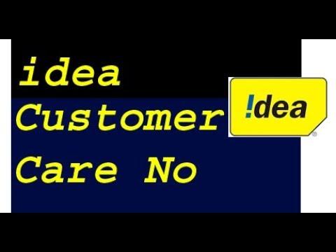 idea Customer Care Number / Idea Cellular/Customer service Toll Free No