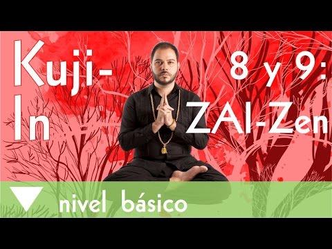 ¿Cómo crear y manifestar? Tu ser divino. Kuji-in 8 y 9: Zai-Zen